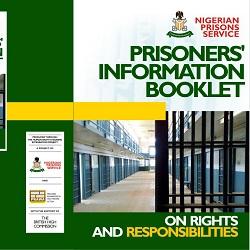 Prisoners Information Booklet