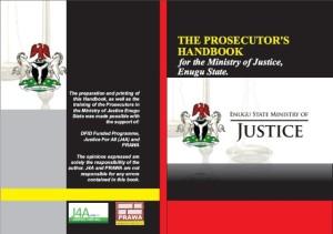 MOJ PROSECUTORS HAND COVER