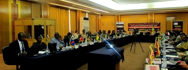 PRIA Regional Workshop on Prison Health and Management of Special Needs Offenders, in Dakar Senegal, Organized by PRAWA